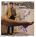 Autographs, The Graduate 1967 Cast Signed Album
