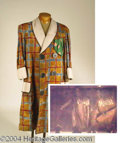 Autographs, Elliott Gould Coat from Harry & Walter Go To NY
