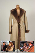 Autographs, Elizabeth Hurley Leather & Fur Versace Jacket from Serving Sara