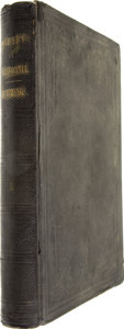 Books:First Editions, J.M. Hutchings. Scenes of Wonder and Curiosity inCalifornia, Illustrated by Ninety-Two Well FinishedEngravings...