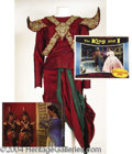 Autographs, Siamese Costume from The King and I