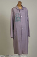 Autographs, Laverne & Shirley Screen Worn Coat