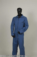 "Autographs, Martin Lawrence Prison Jumpsuit Worn in ""Life"""