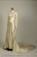 Autographs, Carol Lynley Harlow Screen Worn Dress