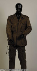 Autographs, James Madio Military Costume from Band of Brothers