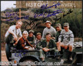 Autographs, MASH Cast Signed Photo