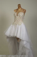 Autographs, Nolan Miller Beautiful Custom Ballet Gown
