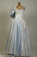 Autographs, Nolan Miller Attractive Princess Gown
