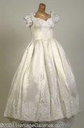 Autographs, Nolan Miller Original Couture Wedding Gown