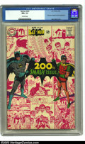 Silver Age (1956-1969):Superhero, Batman #200 (DC, 1968) CGC NM+ 9.6 Off-white pages. Neal Adams cover - his first on this title. Scarecrow, Penguin, and Joke...