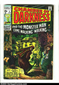 Bronze Age (1970-1979):Horror, Chamber of Darkness Group (Marvel, 1970) Condition: Average FN+.Issues #4, 5, and 7 make up this lot, with covers by Marie ...(Total: 3 Comic Books Item)