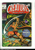 Bronze Age (1970-1979):Horror, Creatures on the Loose #10-19 Group of 10 (Marvel, 1970s). This lotconsists of issues #10 (VG/FN - First full appearance of... (Total:10 Comic Books Item)