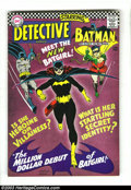 Silver Age (1956-1969):Superhero, Detective Comics #359 (DC, 1967) Condition: VF. Origin and first appearance of Batgirl (Barbara Gordon). First Silver Age ap...