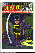 Silver Age (1956-1969):Superhero, Detective Comics #362 (DC, 1967) Condition: VF+. Riddler appearance. Carmine Infantino and Murphy Anderson cover. Overstreet...
