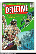 Silver Age (1956-1969):Superhero, Detective Comics #337 and 368 Group (DC, 1965-1967) Condition: Average VG+. This lot consists of issues #337 and 368. Two gr... (Total: 2 Comic Books Item)