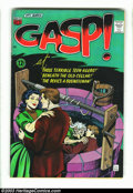 Silver Age (1956-1969):Horror, Gasp #1-3 Group (ACG, 1967) Condition: FN/VF. Three issue lotconsists of the first books in the four-issue run. Overstreet ...(Total: 3 Comic Books Item)