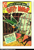 Silver Age (1956-1969):Horror, Ghost Manor Group (Charlton, 1968-70) Condition: Average VF+. Six issues make up this high-grade lot, including #2, 4, 5, 7,... (Total: 6 Comic Books Item)