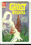Silver Age (1956-1969):Horror, Ghost Stories Group (Dell, 1962-67) Condition: Average VG. Lots ofsuspenseful reading in this lot of 17 issues, including #...(Total: 17 Comic Books Item)