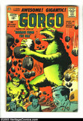 Silver Age (1956-1969):Science Fiction, Gorgo Group (Charlton, 1962-63) Condition: Average FN/VF. Issues #7, 10, and 11 make up this lot. Steve Ditko art in #11. Ov... (Total: 3 Comic Books Item)