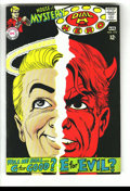 Silver Age (1956-1969):Mystery, House of Mystery Group (DC, 1968-1972) Condition: Average VG/FN.This lot consists of issues #173, 188, and 198. Overstreet ...(Total: 3 Comic Books Item)