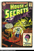 Silver Age (1956-1969):Mystery, House of Secrets Group (DC, 1963-1966) Condition: Average VG-. Thislot consists of issues #61, 66, 72, and 80. Featuring Ma... (Total:4 Comic Books Item)