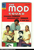 Silver Age (1956-1969):Adventure, Mod Squad #1 (Dell, 1969) Condition: VF. Photo cover featuring stars of the popular TV show. Overstreet 2003 VF 8.0 value = ...