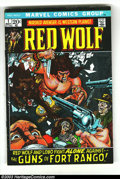 Bronze Age (1970-1979):Western, Red Wolf Group (Marvel, 1972) Condition: Average FN. This lot of five comic books includes #1-4, plus an extra copy of #3. G... (Total: 5 Comic Books Item)