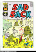 Golden Age (1938-1955):Horror, Sad Sack Comics Group (Harvey, 1967-1978) Condition: Average VG/FN.This lot consists of thirteen issues; #187, 188, 191(2),... (Total:13 Comic Books Item)