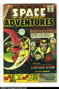Golden Age (1938-1955):Science Fiction, Space Adventures #35-37 Group (Charlton, 1960) Condition: AverageVG. Issues #35, 36, and 37. Captain Atom stories. Steve Di...(Total: 3 Comic Books Item)