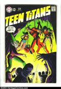 Silver Age (1956-1969):Superhero, Teen Titans #19 and 20 Group (DC, 1969) Condition: Average VF. Neal Adams art on #20. Overstreet 2003 value for group = $85 ... (Total: 2 Comic Books Item)