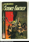 Golden Age (1938-1955):Science Fiction, Weird Science-Fantasy #29 (EC, 1955) Condition: GD-. Frank Frazettacover, with Al Williamson, Roy Krenkel, and Wally Wood a...