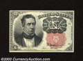 Fractional Currency:Fifth Issue, Fifth Issue 10c, Fr-1265, Choice CU. This long key variety ...