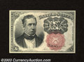 Fractional Currency:Fifth Issue, Fifth Issue 10c, Fr-1266, Choice-Gem CU. This is a very ...