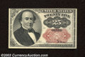 Fractional Currency:Fifth Issue, Fifth Issue 25c, Fr-1309, CU. This short key Walker note has ...