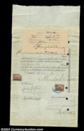 Stocks and Bonds:Certificates with Significant Autographs, Marshall Field - Chicago Terminal Transfer Rail Road Company