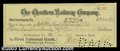 Stocks and Bonds:Certificates with Significant Autographs, Andrew Mellon - Dividend Check