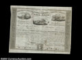 Stocks and Bonds:Certificates with Significant Autographs, Robert L. Stevens - Joint Stock of the Delaware & Raritan ...