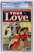 Golden Age (1938-1955):Romance, True Love Pictorial #2 (St. John, 1953) CGC FN+ 6.5 Off-white towhite pages....
