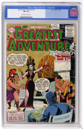 Golden Age (1938-1955):Horror, My Greatest Adventure #8 (DC, 1956) CGC FN+ 6.5 Off-white to whitepages....