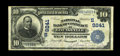 "National Bank Notes:Kentucky, Louisville, KY - $10 1902 Date Back Fr. 618 NB of Commerce Ch. #(S)9241. From our sale of the Bill Gale Collection, ""A ..."