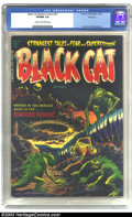 Golden Age (1938-1955):Horror, Black Cat Mystery #47 File Copy (Harvey, 1953) CGC VF/NM 9.0 Creamto off-white pages. Interior art by Powell and Nostrand. ...