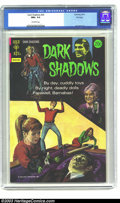 Bronze Age (1970-1979):Horror, Dark Shadows #26 File Copy (Gold Key, 1974) CGC NM+ 9.6 Off-whitepages. Joe Certa art. Only copy of this issue to be certif...