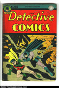 Golden Age (1938-1955):Superhero, Detective Comics #103 (DC, 1945) Condition: GD. Dick Sprang cover on this Batman classic. Jack Burnley and George Roussos ar...