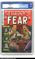 Golden Age (1938-1955):Horror, The Haunt of Fear #15 Gaines File pedigree 3/12 (EC, 1952) CGC NM+9.6 Off-white pages. Ingels cover. Kamen, Evans, Davis, a...
