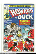 Bronze Age (1970-1979):Humor, Howard the Duck #13 35 Cent Price Variant (Marvel, 1977) Condition:VG+. While the vast majority of the copies of this issue...