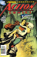 Issue cover for Issue #836