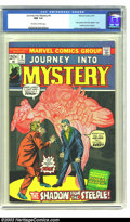 Bronze Age (1970-1979):Horror, Journey into Mystery (2nd Series) #5 (Marvel, 1973) CGC NM 9.4Off-white to white pages. A Robert Bloch story is featured in...