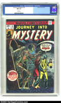Bronze Age (1970-1979):Horror, Journey into Mystery (2nd Series) #16 (Marvel, 1975) CGC NM 9.4White pages. Reprint issue, featuring Joe Orlando art. To da...
