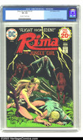 Bronze Age (1970-1979):Miscellaneous, Rima the Jungle Girl #2 (DC, 1974) CGC VF+ 8.5 Off-white to whitepages. Joe Kubert cover, Nestor Redondo art. Highest grade...