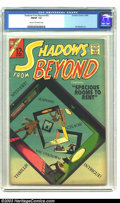 Silver Age (1956-1969):Horror, Shadows From Beyond #50 (Charlton, 1966) CGC FN/VF 7.0 Cream tooff-white pages.Steve Ditko cover. Pat Boyette art. Overstre...